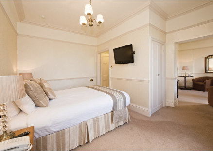 Hotel Rooms | Stay at Le Strange Arms Hotel, Hunstanton