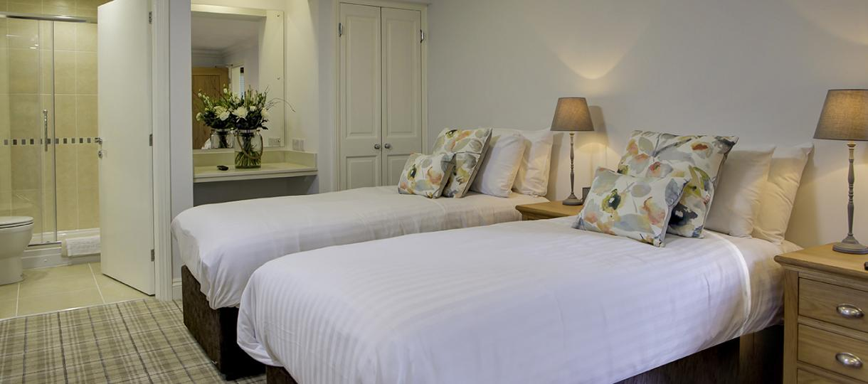 Self Catering Bedrooms